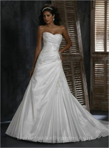 Maggie Sottero Syliva Sample for Sale