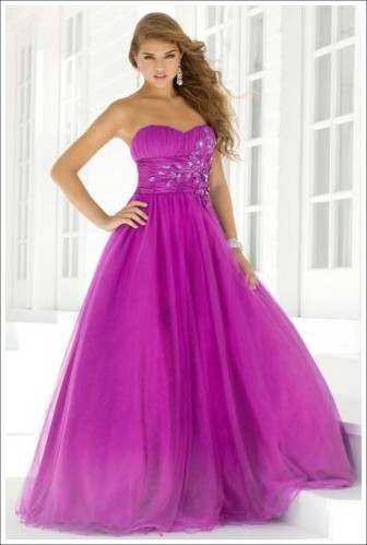 Blush Prom Style 5108 Mulberry Size 8 $388 on sale $200