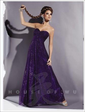 Studio 17 Style 12340 Purple Lazer Size 14 $370 on sale $250